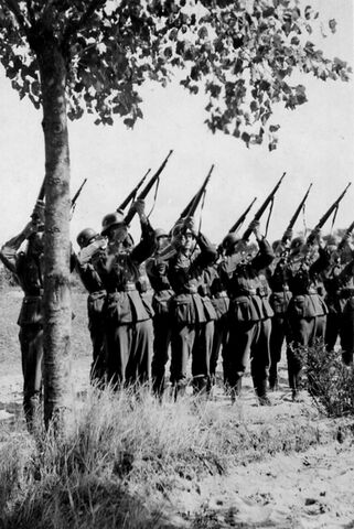File:21 gun salute during burial russianfront13.jpg