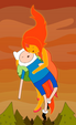 $$$$01AB-Finn and Flame princess love pic