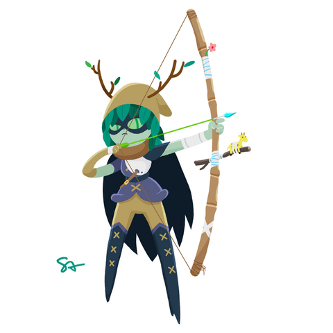 File:Huntress wizard by ferretface99-d59sa4w.png