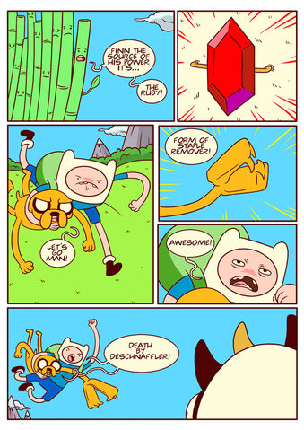 File:Adventure time comic page 2.jpg