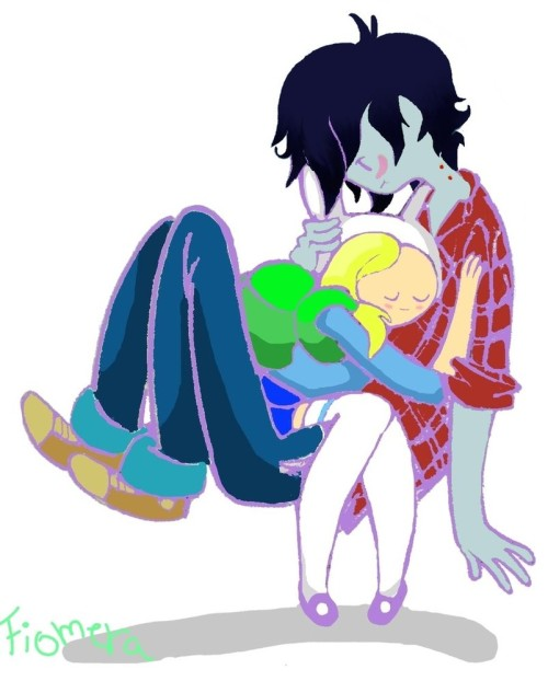 500px-Fionna and marshall lee