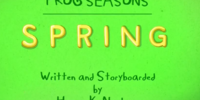 Adventure Time Short: Frog Seasons