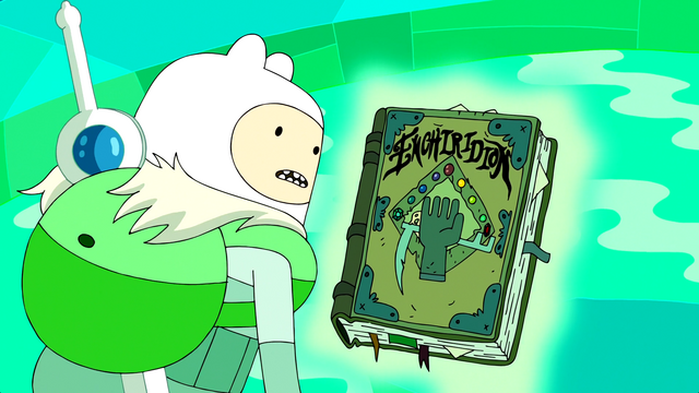 File:S7e23 Finn with Enchiridion .png