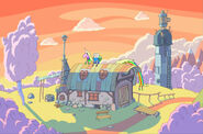 Exterior-L Rainicorns House00