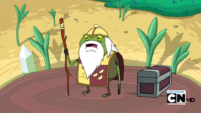 File:S2e13 Gnome Knight as a frog.png