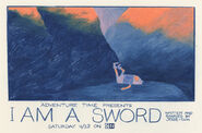 I Am a Sword Promo Art