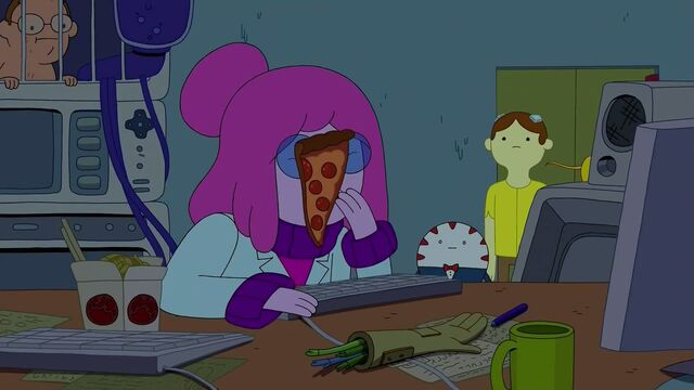 File:S5e21 bubblegum with pizza on her face.jpg