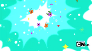 S2e13 Explosion of butterflies and flowers