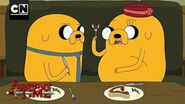 Adventure Time San Diego Comic-Con Sneak Peek – Joshua and Margaret Cartoon Network