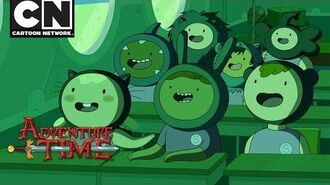 Adventure Time Founder's Song Cartoon Network