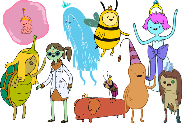 adventure time princesses There are 17 princesses in this quiz see witch one you are today ) and its for girls only boys and no cheating just to get who you want.