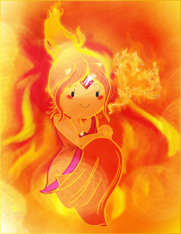 File:Flame princess by kitaw99-d4prz5h.png
