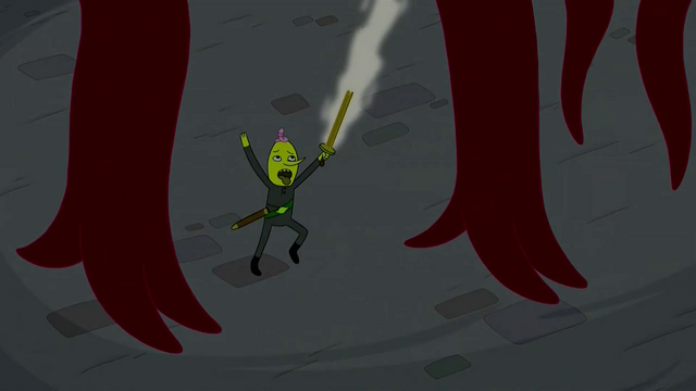 File:S5e8 Lemongrab running with sword.png