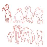 Goo Monsters concept