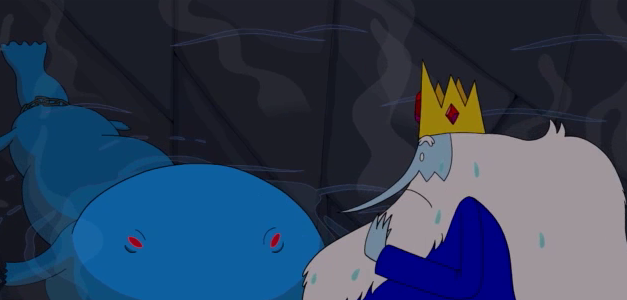 File:S5e8 Ice King and Monster Fish.png