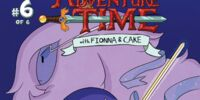 Adventure Time with Fionna and Cake Issue 6
