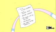 S2e15 Finn's list