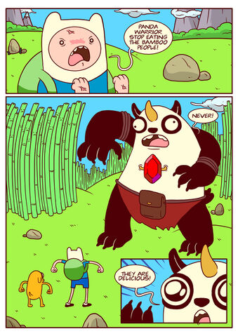 File:Adventure time comic page 1.jpg