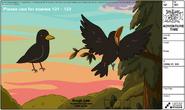 Crow modelsheet