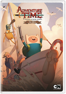 Adventure Time Islands DVD Cover
