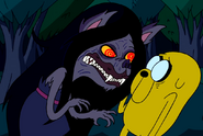 S1e22 Marceline and Jake