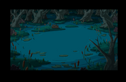 Bg s6e13 swamp water