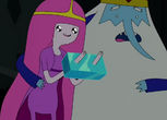S2e24 princess bubblegum big eyes