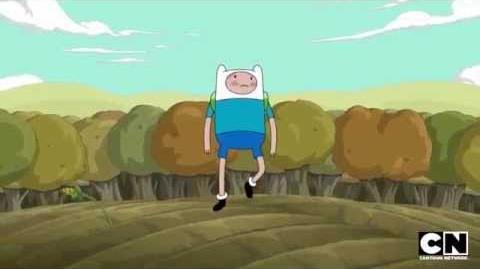 Adventure Time - The Visitor (Sneak Peek)