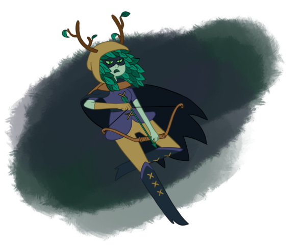 File:Huntress wizard by mags pi-d5oykjm.png