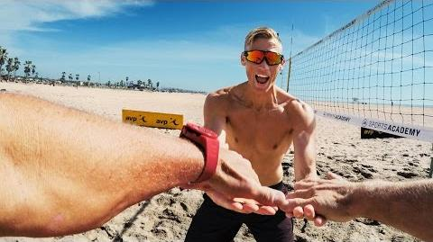"GoPro ""Two Roads"" - Beach Volleyball with Casey Patterson (Ep. 5)"