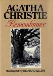 Remembrance first edition cover