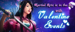 2013 Valentine Events