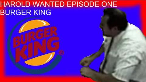 First Episode of Harold Wanted