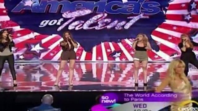 4Play, 24-27 ~ America's Got Talent 2011, Auditions End