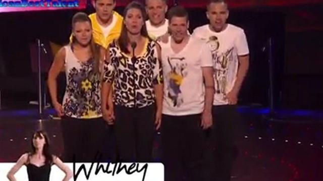 Summerwind Skippers, Top 48 (Q3) ~ America's Got Talent 2011 LIVE-0