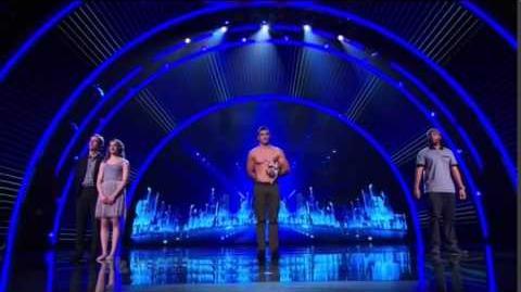 America's Got Talent 2014 Semi-Final 2 Results 5