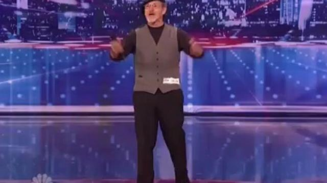 Joe Castillo, Austin Auditions ~ America's Got Talent 2012-0