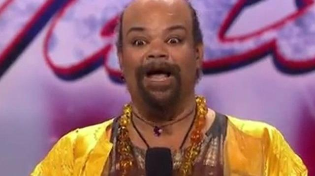 Hannibal Means, 59 ~ America's Got Talent 2010, auditions LA