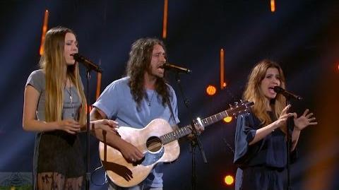 America's Got Talent 2017 Edgar Family Band Full Judge Cuts Clip S11E08