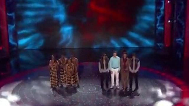 Top 48 Results (Q4) ~ America's Got Talent 2011 LIVE (p2)-0