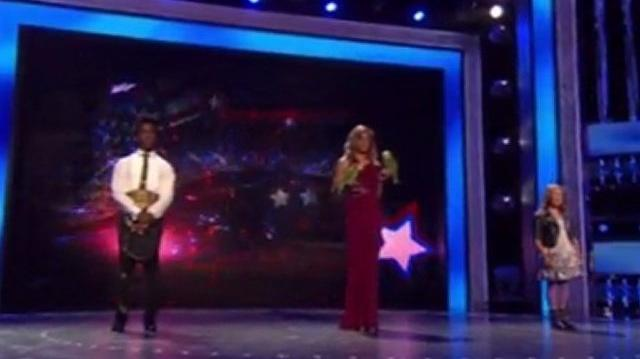 Top 48 Results (Q1) ~ America's Got Talent 2011 LIVE (p3)