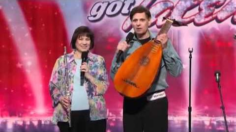 America's Got Talent 2010 Audition 4 Just the Two of Us