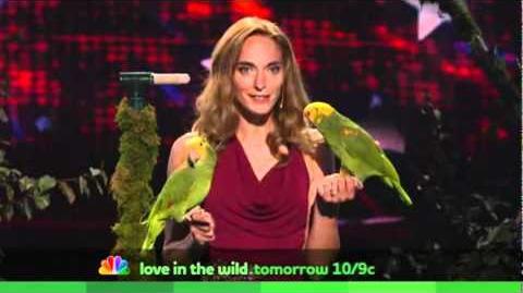 AMERICA'S GOT TALENT ECHO OF ANIMAL GARDENS Hollywood