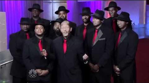 The Distinguished Men of Brass - Band - Vegas Round - America's Got Talent 2012
