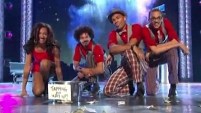 The Hot Shot Tap Dancers ~ America's Got Talent 2010, Top 48 Compete
