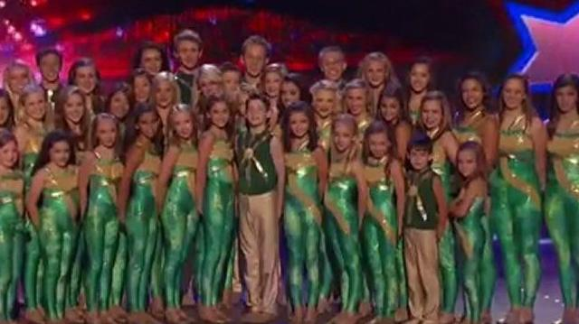 2nd Semi-Final Results ~ America's Got Talent 2011 (p1)-0