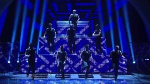 AGT 2012 Semifinals Good Feeling