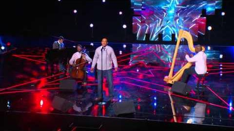 America's Got Talent S09E09 Semi-Final Music Group Acts Sons of Serendip