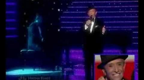 America's got Talent 2008 Top 5 Results Part 2