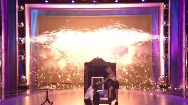 Landon Swank, Top 48 (Q2) ~ America's Got Talent 2011 LIVE
